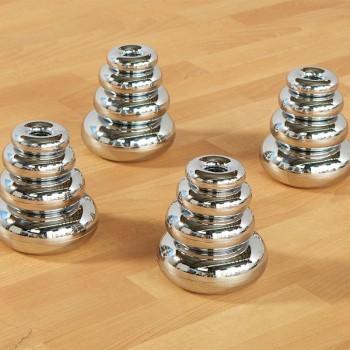 Kit de 16 donuts miroir