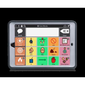 Speech Case pour iPad 7e et...