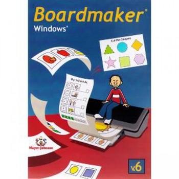 Boardmaker V6 (dématérialisé)