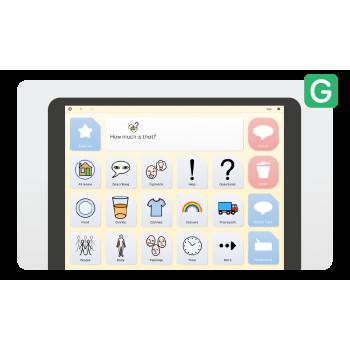 GRID pour iPad